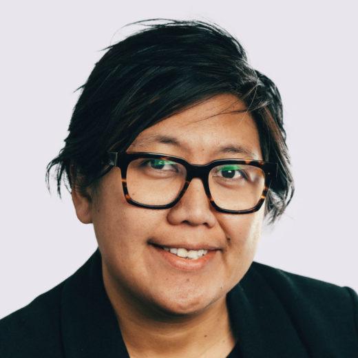 Louise Ah Wong