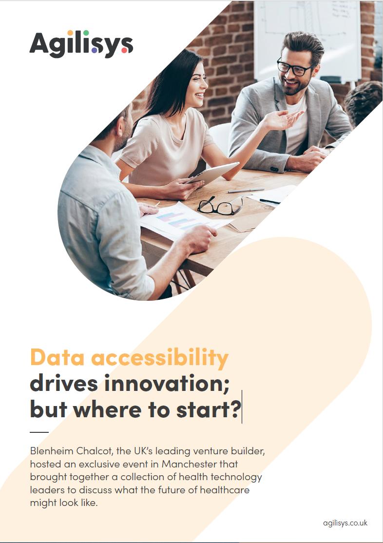 Future of healthcare - data accessibility