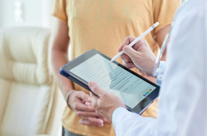 Analysing the impact of Covid-19 on UK health tech adoption