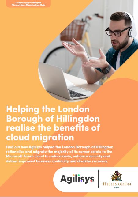 Hillingdon - Cloud Migration to Azure