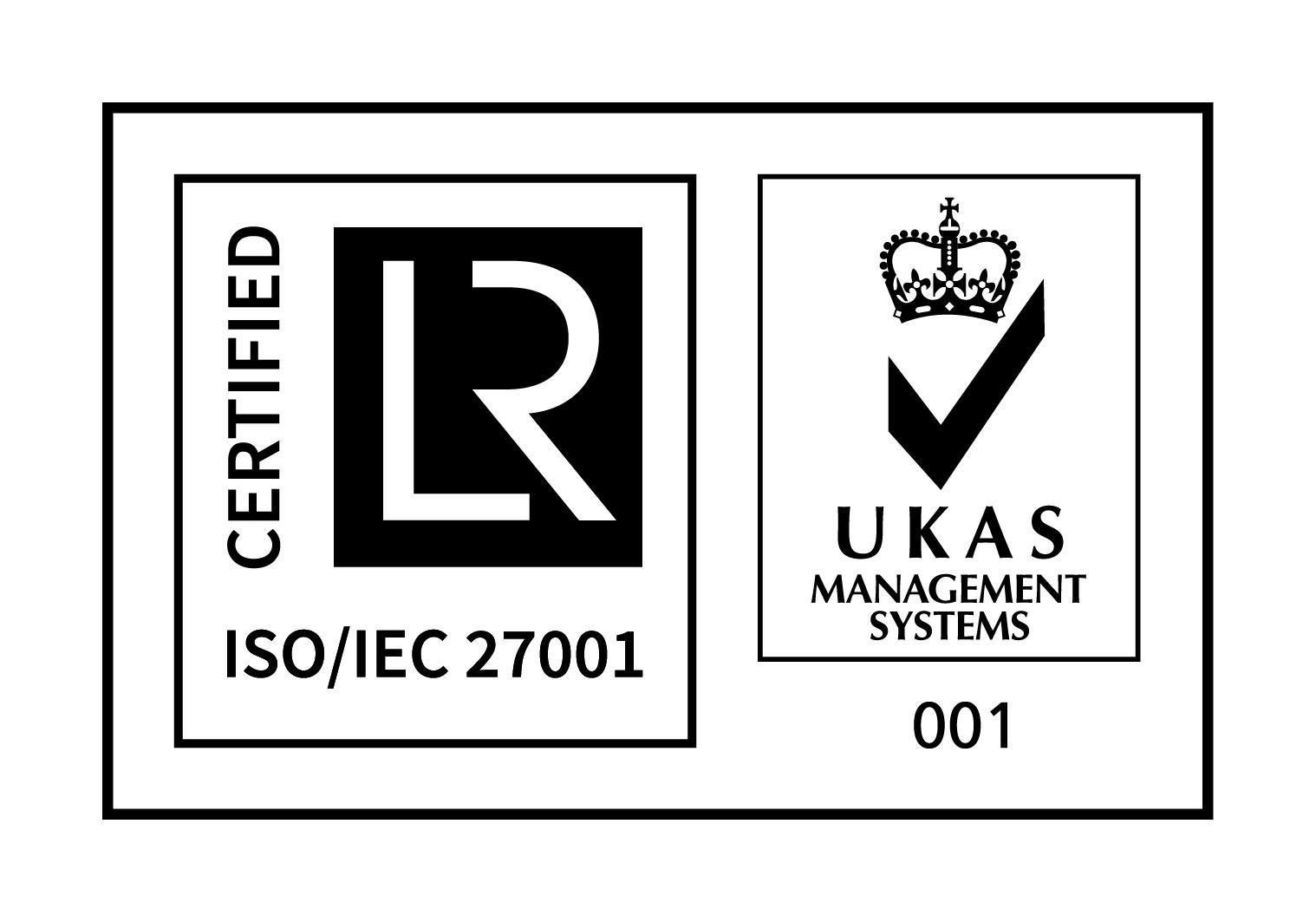 ISO 27001 UKAS
